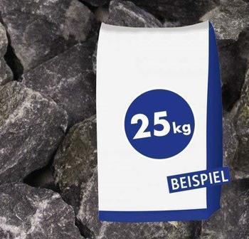 Hamann Gabionensteine Basaltbruch Eifelschwarz anthrazit 20-40mm 25kg