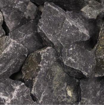 Hamann Gabionen Steine Basaltbruch anthrazit 70-120 mm 600 kg