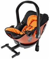 Kiddy Evolution Pro 2 mit Isofix-Basis 2