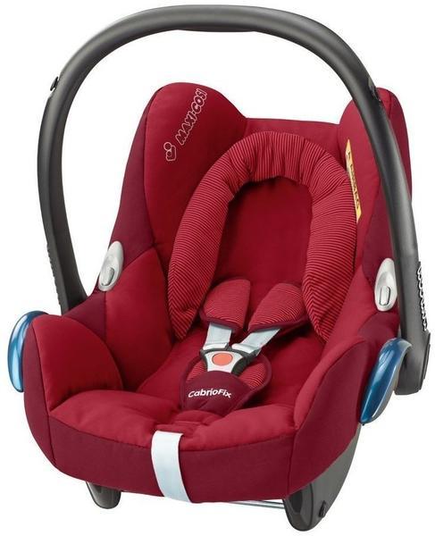 Maxi-Cosi CabrioFix Robin Red