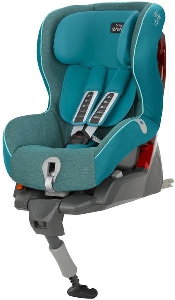 Britax Römer Safefix Plus Green Marble