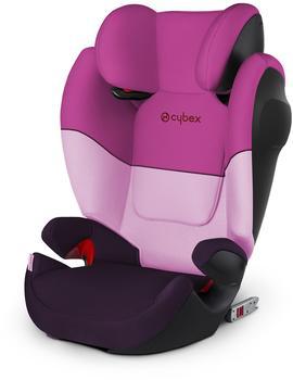 Cybex Solution M-Fix SL Purple Rain