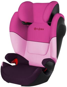 Cybex Solution M SL Purple Rain