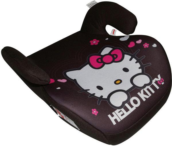 Kaufmann Sitzerhöhung Hello Kitty schwarz