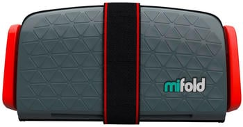 mifold Grab and Go Booster Seat slate grey