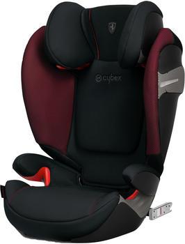 Cybex Solution S-Fix Scuderia Ferrari - Victory Black