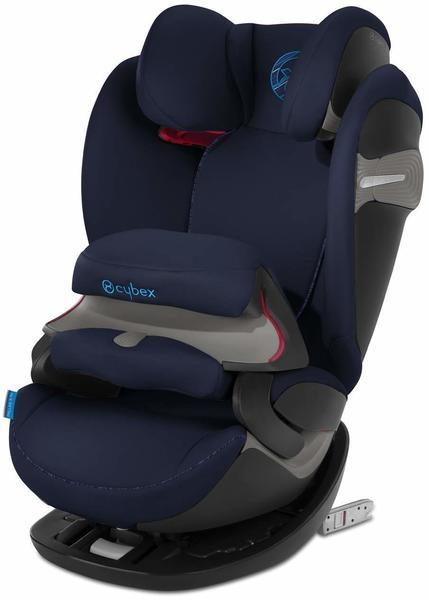 Cybex Pallas S-Fix Indigo Blue,