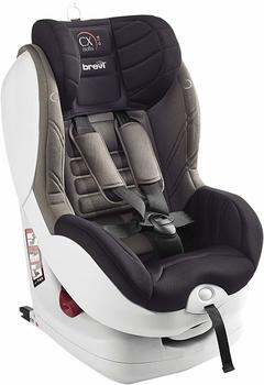 BREVI CX Isofix TT Autositz Top Tether Grau Group 0+/1