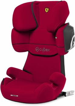 Cybex Solution X2-fix Scuderia Ferrari - Racing Red