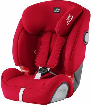 Britax Römer Evolva 123 SL Sict Fire Red