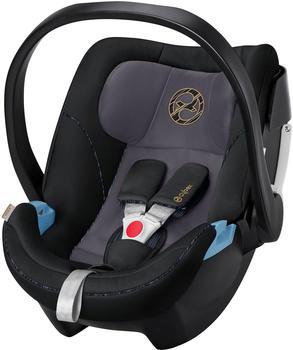 Cybex Aton 5 2019 Kindersitz, Farbe: Premium Black