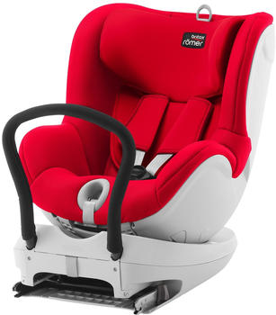 Britax Römer DualFix Fire Red
