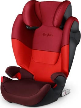 Cybex Solution M-Fix - Rumba Red