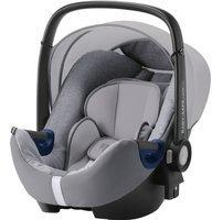 Britax Römer Baby-Safe 2 i-Size grey marble inkl. Base
