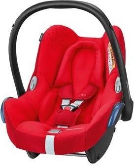 Bébé Confort CabrioFix Vivid Red