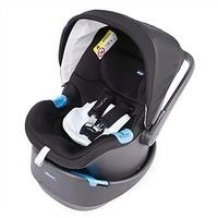 Chicco Babyschale OASYS, 0+ Up Bebecare Pure Black,