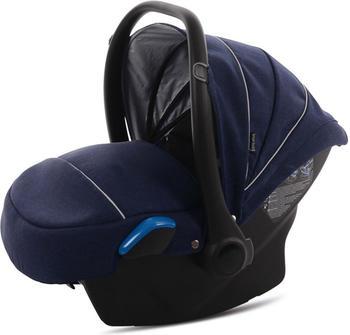 knorr-baby-babyschale-0-13-kg-milan-voletto-carbon-schwarz-grau