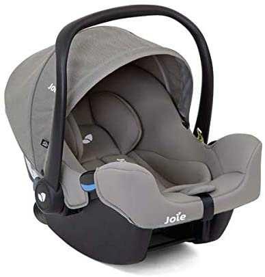 joie i-Snug Gray Flannel