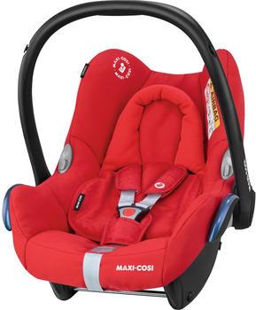 Maxi-Cosi CabrioFix Nomad Red
