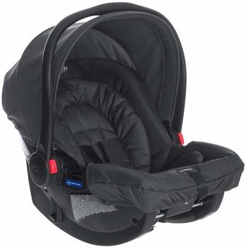 Graco SnugRide midnight black