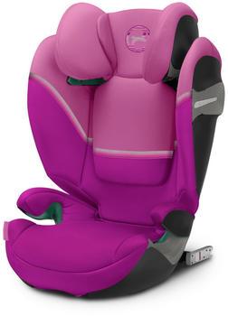 Cybex Solution S i-Fix Magnolia Pink
