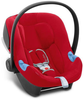 Cybex Aton B i-Size dynamic red