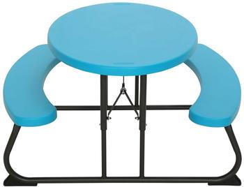 Lifetime Picknick-Tisch Oval (60229) blau