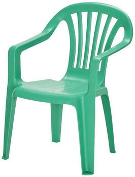 IPAE-ProGarden Sedia Baby Monoblockstuhl grün (46206)
