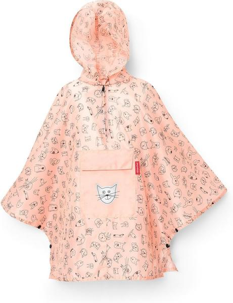 Reisenthel Mini Maxi Poncho M Kids cats and dogs