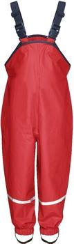 Playshoes Regenlatzhose Textilfutter (405514) rot