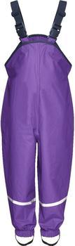 Playshoes Regenlatzhose Textilfutter (405514) lila