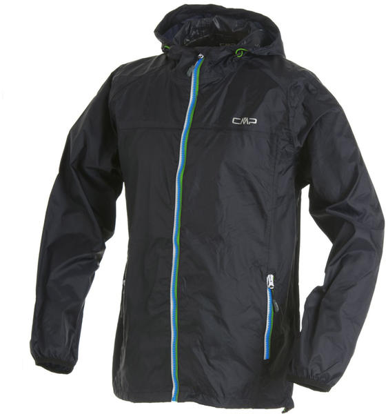 CMP Boy Fix Hood Jacket nearly black (3X57624-U423)