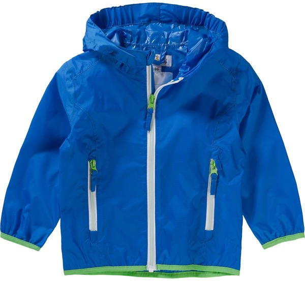 Playshoes Regenjacke Pack-IT (408700) blau