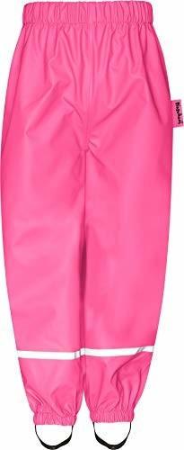 Playshoes Fleece-Halbhose (408626) pink