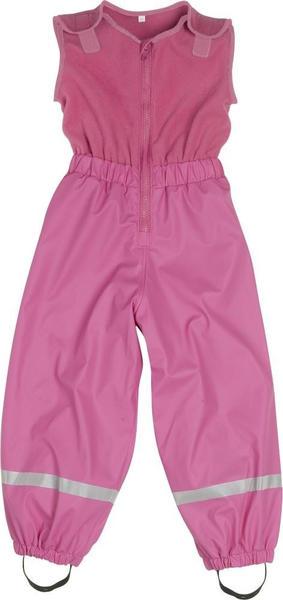 Playshoes Regenhose mit Fleece-Latz (408625) light pink