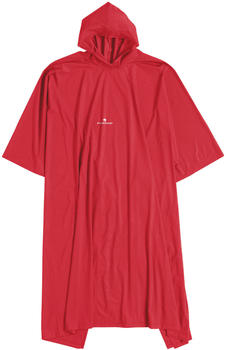 Ferrino Poncho Junior 120 cm red