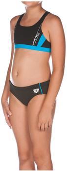 Arena Mädchen Bikini G Sprinter schwarz (1A858)