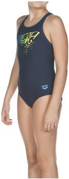 Arena Kinder Badeanzug G Arcoiris blau (2A057-78)