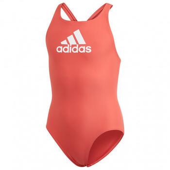 Adidas Kid's YA Badge of Sports Suit glory red/white