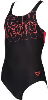 Arena Spotlight Swimsuit (003163) black/pink