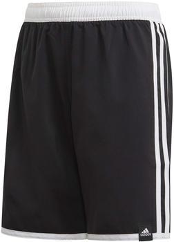 Adidas 3-Streifen Badeshorts black