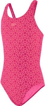 Speedo Boomstar Allover Muscleback electric pink/galinda