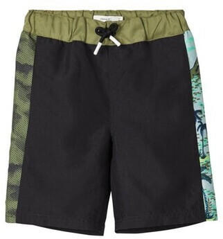 Name It NKMZETHS LONG SHORTS BOX (13175185) loden green