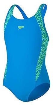 Speedo Boomstar Splice Flyback Pool/Fluo Yellow