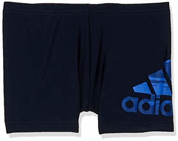Adidas Back-To-School Badge of Sports Boxer-Badehose legend ink/hi-res blue