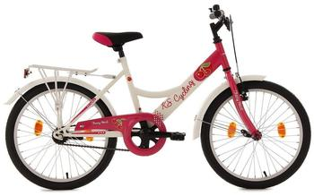 "KS Cycling 20"" Cherry Heart (1-Gang)"