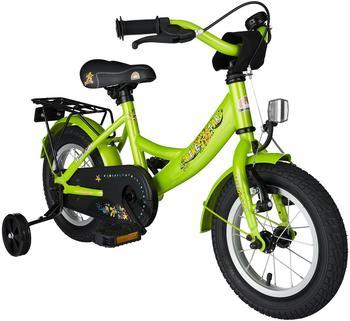 "Star-Trademarks Bikestar 12"" Classic (brilliant grün)"