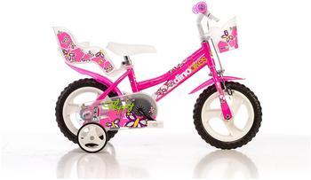Dino Bikes Hello Kitty 12 Zoll