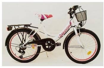 Orbis Bikes Voltage Lady 20 Zoll RH 33 cm weiß