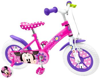Stamp Minnie Mouse 12 Zoll rosa